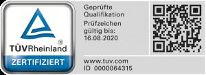Malte Rheingans - Rechtsanwalt und Datenschutzbeauftragter Hamburg TÜV